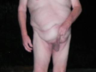16 Nov 2017 late night nude outside