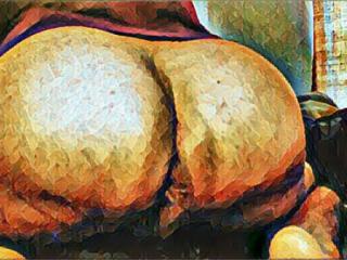Ass art