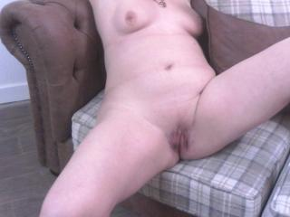 Wife pussy and tits