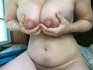 Big milky tits handjob 7 of 12