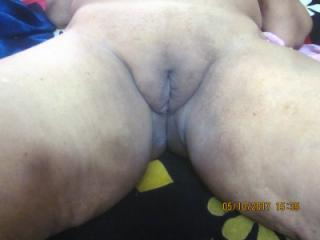 Mature Old Clean Pussy