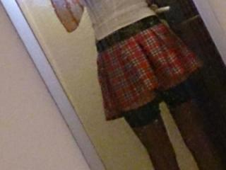 Wife as a schoolgirl 4 of 13