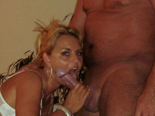 I love to give a blowjob as well