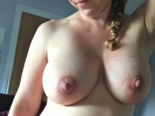 Lovely breasts