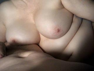 Just Love Riding My Super-Soft, Curvy Wife 6 of 6