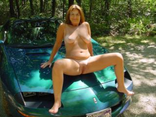 Hot Mrs P woods 2007
