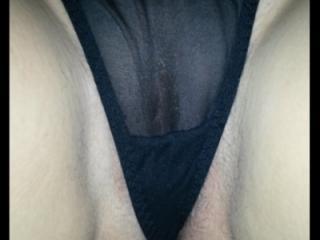 Hotwife in skimpy underwear