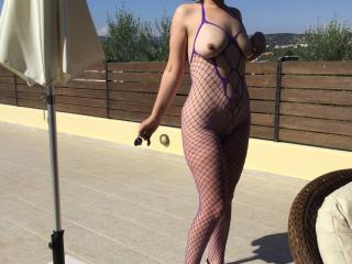 Fishnet pool