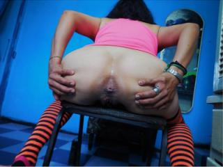 Mexican depraved shows her Anus 21 17 of 20