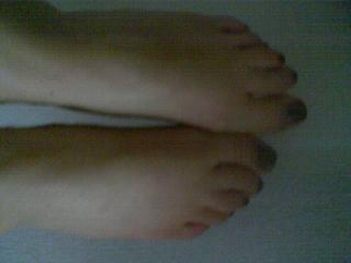 My wife's feet 9 of 9