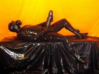 Rubber pleasure