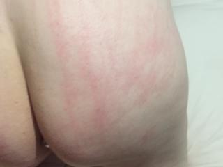 Spanked Wife slut