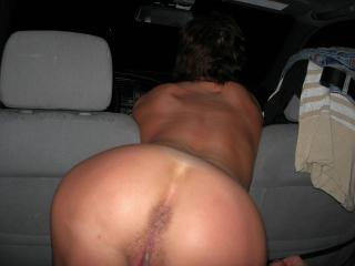 Sex in Stationwagon! 1 of 3