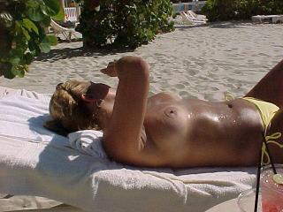 Lorraine in Key West