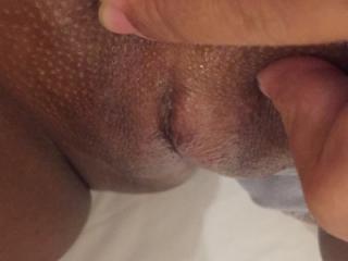 Moist panties, Asian pussy