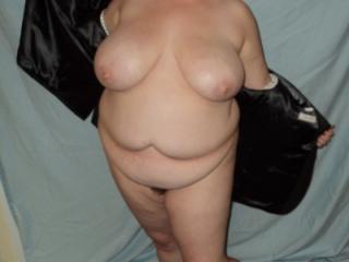 Blazer breast.