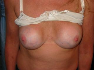 Veiny tits