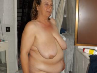 A hot bbw wife