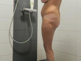 Wifes shower