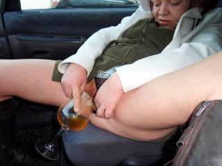 Slut wife does piss 8 of 18