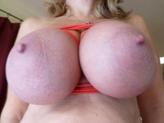 Tied tits big Bondage: 18,111