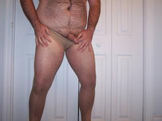 Pantyhose Man 2 of 4