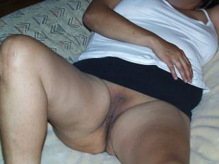 pics of wife's pussy