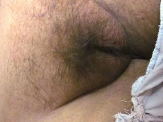 Dark Hairy Pussy