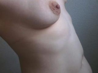 My wife's beautiful boobs 5 of 12