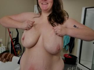 Huge tit wife 8 of 20