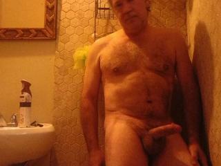 Michael Bathroom Pics