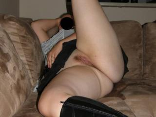 Sexy Chubby Wife