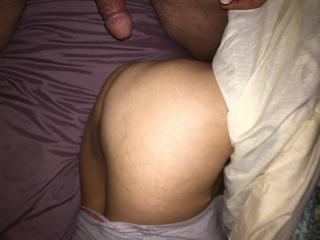 My 57 YO Wife's Ass
