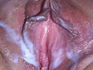 Incredible Creampie 3 of 4