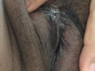 Asian dark pussy