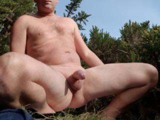 Outside Nude Fun