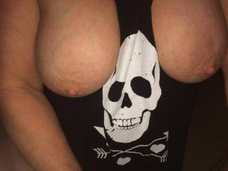 bbw big tits and nipples