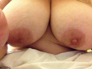 just some of Mrs M and two friends tits 6 of 8