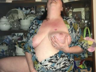 My sweet sexy wife