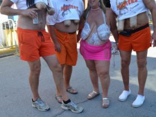 Saturday, Fantasy Fest Key West 2018 - Bodypainting