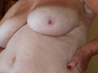 My wife at 65  PART 2