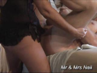 Mistress Nail owns Mr Nail - the Movie