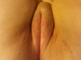 her pussy gets so excited