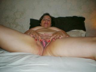 my wife holly fingering her cunt