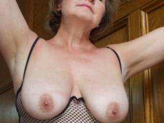 Hot Wife Big Natural Tits