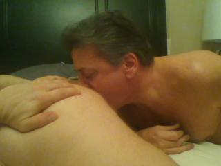 - Continuing to lick ass