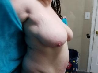 Huge tit wife 2 of 20