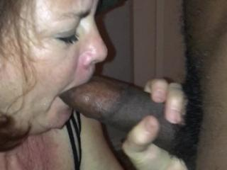 I just love sucking cock!!!
