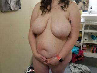Bbw Nichole ass and titties 2
