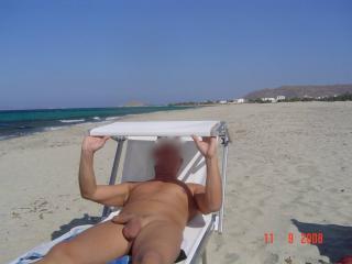 italian beach Nudist